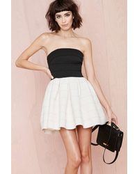 Nasty Gal Opposing Forces Dress - Lyst