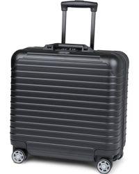 Rimowa Salsa Business Four-wheel Suitcase - Lyst
