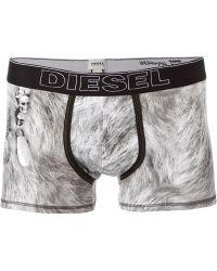 Diesel Gray Umbxdamien Boxers - Lyst