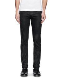 J Brand 'Mick' Coated Slim Jeans - Lyst