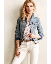 Pilcro - Avie Denim Jacket - Lyst