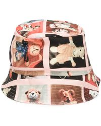 Vivienne Westwood Gold Label | Teddy Bear Print Hat | Lyst