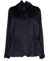 Giorgio Armani Jacket blue - Lyst