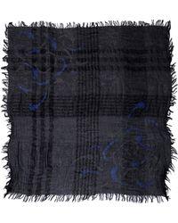 Dior Square Scarf - Lyst