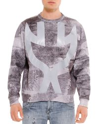 Uppercut Graphic Predator Sweatshirt - Lyst