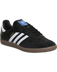 Adidas Samba Trainers - For Men - Lyst