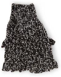 Ralph Lauren - Wool-blend Fingerless Gloves - Lyst