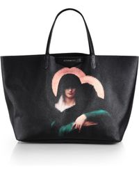 Givenchy Madonna Medium Faux-Leather Tote - Lyst