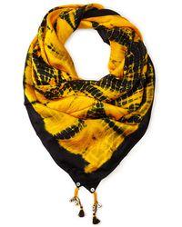 Antik Batik - Silk Square Scarf - Lyst