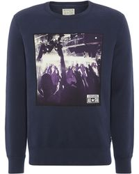 Converse Concert Photo Graphic Sweatshirt - Lyst