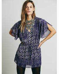 Free People Love Your Chaos Dress - Lyst