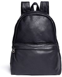 Jas MB - E.p.' Leather Backpack - Lyst