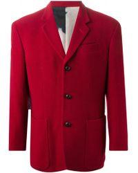 Jean Paul Gaultier Blazer Jacket - Lyst