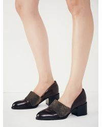 Jeffrey Campbell Concord Loafer - Lyst