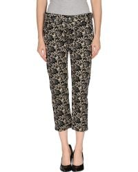 McQ by Alexander McQueen 3/4-Length Trousers - Lyst