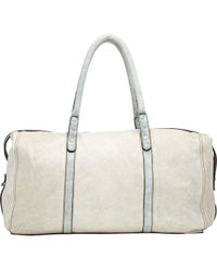 Zagliani Weekender Bag - Lyst