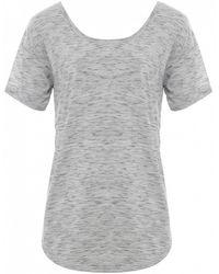 Helmut Lang Meteor Jersey Tshirt - Lyst