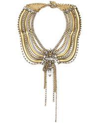 Erickson Beamon Bette Davis Eyes Necklace - Lyst