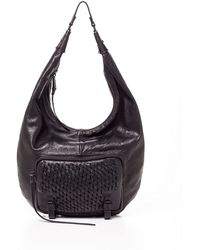 She + Lo - Take A Chance Leather Hobo Bag - Lyst