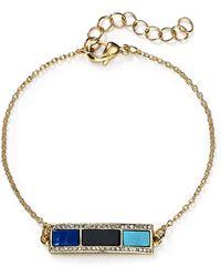 House of Harlow 1960 - Heirloom Chain Bracelet - Lyst