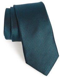 Michael Kors - 'dot Dot Dash' Woven Silk Tie - Lyst