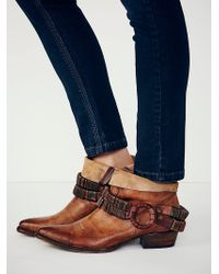 Free People Raylan Ankle Boot - Lyst
