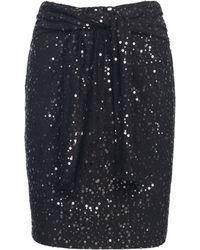 Baukjen Kate Sequin Skirt - Lyst
