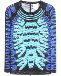 Mary Katrantzou Winter Printed Sweater - Lyst
