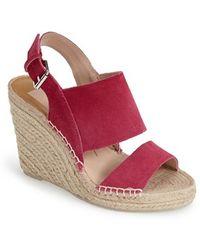 DV by Dolce Vita Shady Wedge Sandals - Lyst