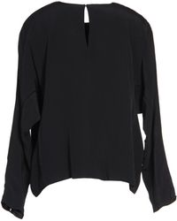 T By Alexander Wang Blouse - Lyst