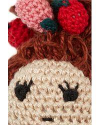 M Missoni - Wool Keychain - Lyst