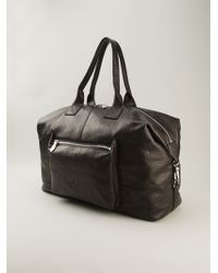 Vivienne Westwood Weekend Embossed Logo Bag - Lyst