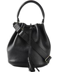 Anya Hindmarch Vaughan Leather Cross-Body Bag - Lyst