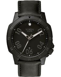 Nixon Ranger Stainless Steel Watch - Lyst