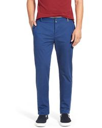 Descendant Of Thieves - Stretch Twill Chinos - Lyst