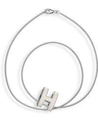 Hermes Pop H - Lyst
