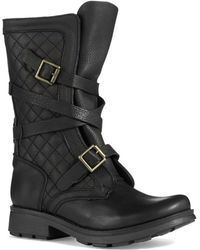 Steve Madden Bounti Buckle Boots - Lyst