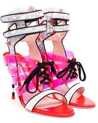 Sophia Webster Jourdan Sandals - Lyst