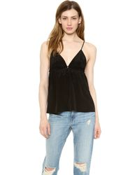 Rory Beca - Patel Front Keyhole Cami - Lyst