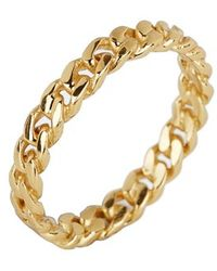 Argento Vivo Twisted Band Ring - Lyst