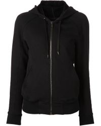 Gareth Pugh Embroidered Hooded Jacket - Lyst