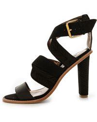 Twelfth Street Cynthia Vincent - Alisa Strappy Sandals - Lyst