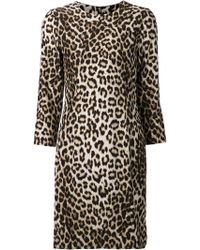 Rag & Bone Print Dress - Lyst