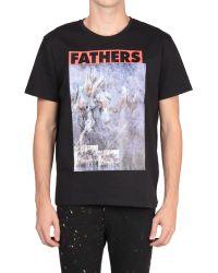 Raf Simons T-Shirt - Lyst