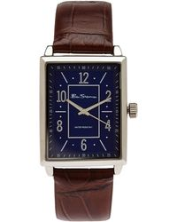 Ben Sherman R943 Blue & Brown Watch - Lyst