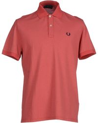 Fred Perry   Polo Shirt   Lyst
