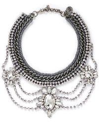Venessa Arizaga - 'high On Your Love' Necklace - Lyst