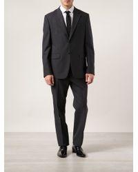 Valentino Drop 6 Suit - Lyst