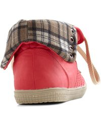 ModCloth - Game For Style Sneaker - Lyst