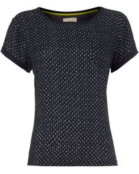 Linea Weekend Starry Night Printed Tshirt - Lyst